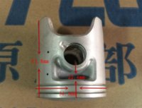 Wholesale Motorcycle piston ring TZR125 piston ring Two stroke Piston diameter of mm The piston pin is mm