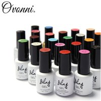 Nail Glue Others 25g Bling Charming Women Sweet Girl Color Long Lasting Manicure Soak-off lacquer Nail Glue Nail Polish finger ink