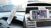 Wholesale 360 Rotating Magnetic Mobile Phone Car Holder Stand Mount Car Dash