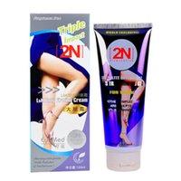 Wholesale EyeMed N Thigh Slimming Cream Effect Leg Slimming Cream Leggings Burn Fat Anti Cellulite Gel Weight Loss Lose Fast GI2569