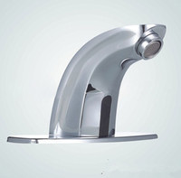 Wholesale Infrared faucet bibcock brass faucet convenient taps self control faucet activated motion faucet