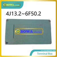 Wholesale M6 terminal box for big cylinders octagon and big cylinders octagon compressor J13 to F50