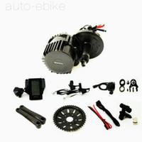 Wholesale 48V W T Chainwheel BBSHD BBS03 Fun Bafang Mid Drive Motor Ebike Kits With LCD C965