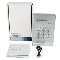 backlight systems - Backlight Keypad Independent Single Door Induction Access Control System RFID kHz Frequency F1604D