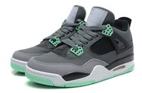 Cheap 2016 Retro 4 Basketball Shoes Men Cheap J4 IV Boots Authentic Online For Sale Sneakers Mens Sport Shoes Free Shipping Size 7-13