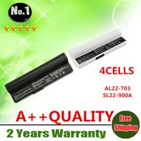Wholesale New cells laptop battery FOR Asus Eee PC A HD HA Series SL22 A AL22