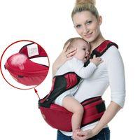 Wholesale ergonomic baby carrier sling babies carrier backpack waist holding infant stool child breathable belt holding baby carrier sling
