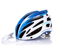 Wholesale Cycling Helmet Mountain Bike Helmet with Relective Stickers Safety Ultralight High Density EPS Material Streamlined Design Unique Holes R
