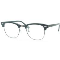 Wholesale Acetate Student Optical Frame Reliable Full Frames Handcraft Faux Wood Eyeglasses