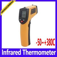 Wholesale ir laser thermometer range C infrared temperature meter GM320