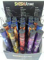 Cheap New2016 E ShiSha Hookah Pen Disposable Electronic Cigarette Pipe Pen Cigar Fruit Juice E Cig Stick Time 500 Puffs Colorful
