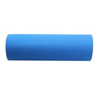 Wholesale New Gym Exercise Fitness Smooth Point EVA Blue Yoga Foam Roller Body Massage Fast Shipping From US