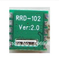 Wholesale 10pcs FM Module RDA5807M RRD V2 Stereo Radio Module Other Electronic Components Cheap Other Electronic Components