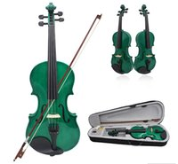 Wholesale Master Level Copy Violin European Spruce handmade oil varnish handmade violin with free violin bow amp violin case
