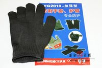 Wholesale Cut resistant gloves Protective Wire gloves Self defense
