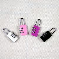 Wholesale 2016 Limited Sale Doorbell Wireless Door Bell Wireless Door Peephole Camera Password Padlock Travel Lock Luggage And Bags Pull Rod Box A