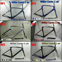 air fibre - Good quality finish K Cento air With BB30 PF30 Willier s road bike carbon frame Made in China carbon road bike frames