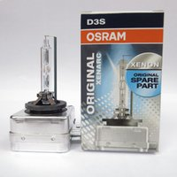 Wholesale 1 piece New Parts OSRAM Xenarc D3S K V W Auto HID xenon headlight lighting lamp bulb