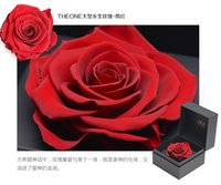 best preserves - Preserved Flower Big Rose to cm with box best gift for all people