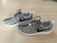 Wholesale Nike Roshe One x Yeezy Boost Shoes Men Womens Sports Shoe Nike Roshe Run Running Shoes Original Summer Breathable Sneakers