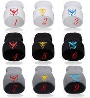 Wholesale 2016 New Mobile game poke Beanie Knitted Hat Berets For Women Men Hip Hop Casual Autumn Winter Cap Valor Mystic Instinct team hat