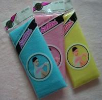 Wholesale 500pcs salux beauty skin cloth exfoliating wash cloth japanese body wash towel Fast Shipping