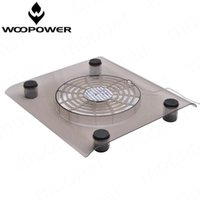 Wholesale Woopower New Arrival inch quot Notebook Laptop Fan Cooler USB Plug Silent Fan Speed Cooling Pad