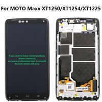 bar manufacturers - lcd monitor manufacturers lcd with frame for Motorola Droid Turbo XT1254 XT1225 lcd display for moto XT1254