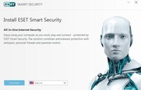 Wholesale The Latest ESET NOD32 ESET Smart Security English version year pc active key