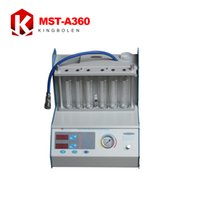Wholesale New Arrival MST A360 Fuel Injector Tester amp Cleaner MST A360 Ultrasonic Cleaning Dismantle the Carbide of the Injector
