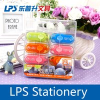 Wholesale New Arrival Cute Correction Tape Kawaii Wahsing Tape Mini Correction Tape In One PP Box