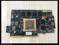 asus mb - Original For ASUS G75VX laptop G75VX MXM BIT NLEVG1101 D01 N13E GR A2 GTX MX GTX670MX DDR5 G MB graphics card board