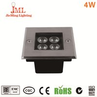 Wholesale Square W LED Underground Lamps garden spike led lights