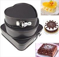 Wholesale Cake Non Stick Plates Baking Pan Mold inch Kicthen Ware cooking cake tools cozinha bakeware