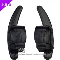 Wholesale Free shiping Steering Wheel DSG Direct Shift Gear Paddle Extension Switch for VW Golf Jetta have stock ready to ship
