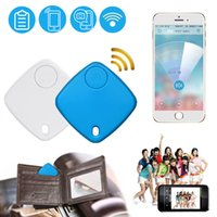 Wholesale 2 Smart Bluetooth Key Finder Alarm Self timer Mini Anti lost Alarm Locator Pet GPS tracker Put in Purse or Suitcase SAM_30B