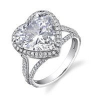 certified diamond ring - 18 GIA Certified Heart Shape Diamond Ladies Beautiful Engagement Ring