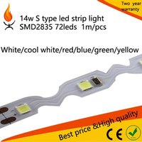 advertising sources - w leds DC12V m m advertising light source remark S type strip light for white red blue green yellow