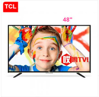 Wholesale TCL inches Andrews smart TV built in WIFI LED LCD TV Alas resolution Full HD TV