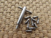 Wholesale microtech mt nemesis L stainless steel CNC screws screwsdriver wrench tools