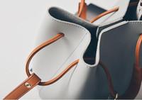 Wholesale Bucket bag shoulder bag women bag tassel handbag