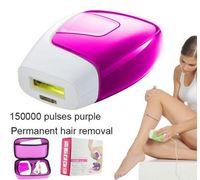 Wholesale Silk n Glide Laser Hair Removal Device Blue150000 Purple Shots Silk n Glide IPL Laser Epilator VS Silk n Flash go Luxx Hair Removal