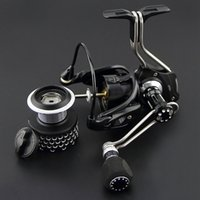 award winning design - Won The Best Design Award Iron Man Full Metal Spinning Fishing Reel For Saltwater Freshwater