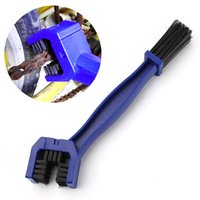 Wholesale Plastic Cycling Motorcycle Bicycle Chain Clean Brush Gear Grunge Cleaner Outdoor Motorbike Scrubber Tool repair
