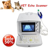 Wholesale VET Ultrasound Scanner Machine Animal Software with USB VGA Ports Echo Ultrasound USG CE ISO hand held USG sonography