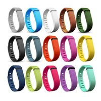 applied yellows - Apply fitbit flex pure color wristbands flex replacement strap Non toxic environmental protection raw material process on sale