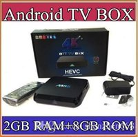 Wholesale 10X M8S K Rooted KODI H Smart Android TV Box Amlogic S812 Quad Core GB GB ROM IPTV Stream Sports Programed Fully Loaded B TH