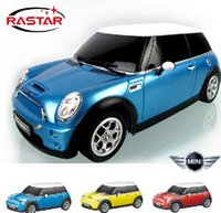 mini cooper rc car - RASTAR MINI COOPER rc car educational gift for children electric car model and Collection cm