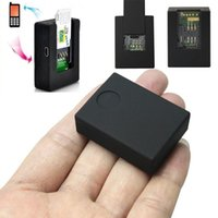 Wholesale Hot Item Mini Global GPS Tracker Locator Real time Tracking Device For Children Kids Old Men Fast Shippment