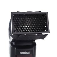 Wholesale Godox HC Honeycomb Grid Filter for Canon Nikon Pentax Godox YONGNUO Speedlite Flash Photo Studio Accessories